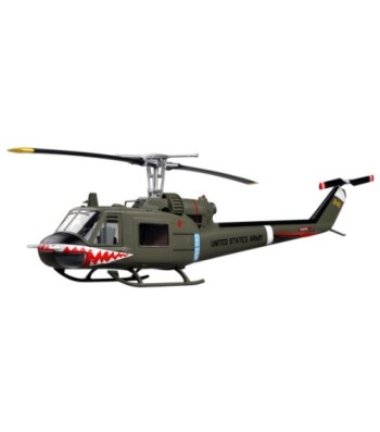 "1:48 Helicopter - UH-1C of the 174th AHC gun platoon ""Sharks"",1970"