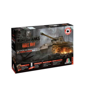 1:35 PANTHER Ausf. G - World of Tanks