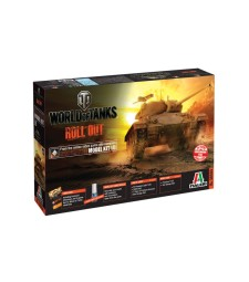 1:35 M24 CHAFFEE - World of Tanks