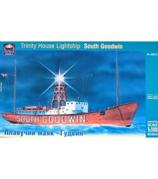 "1:110 Trinity House ""South Goodwin"" British lightship (1:110)"