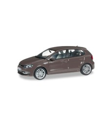 VOLKSWAGEN VW Polo 5-Doors Facelift - Toffeebrown Metallic