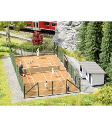 "Scenery Set ""Tennis Court"""