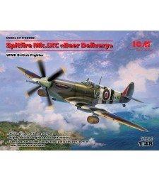 1:48 Spitfire Mk.IXC 'Beer Delivery', WWII British Fighter
