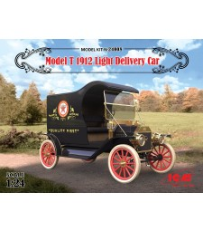 1:24 Model T 1912 Light Delivery Car