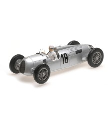AUTO UNION TYP C - BERND ROSEMEYER - WINNER INTERNATIONALES EIFELRENNEN 1936