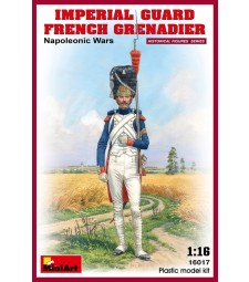 1:16 Imperial Guard French Grenadier, Napoleonic Wars