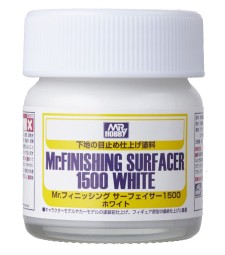 SF-291 Mr. Finishing Surfacer 1500 White - 40ml