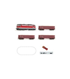 Digital starter set z21: Diesel locomotive series 2043 and goods