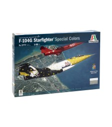 1:48 F-104GS Starfighter Special Colors - AMI