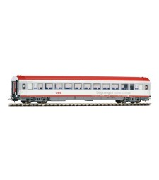 Passenger Car ÖBB EC Design grey-red, epoch V