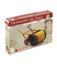Leonardo da Vinci - Mechanical Drum