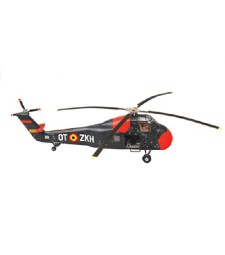 1:72 Helicopter - H34 Choctaw - Belgium Air Force