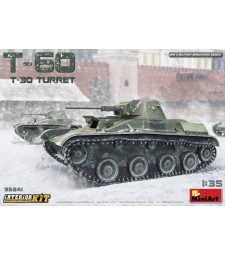 1:35 T-60 (T-30 Turret) Interior Kit
