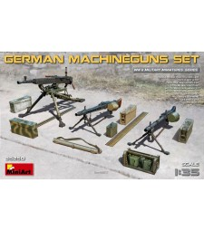 1:35 German Machineguns Set
