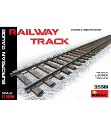 1:35 Railway Track (European Gauge)