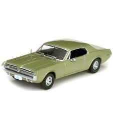 Mercury Cougar 1967 - Lime Frost