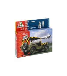 1:72 WILLYS JEEP