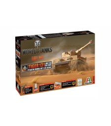 1:35 TIGER 131 EU WoT (Limited edition) - World of Tanks