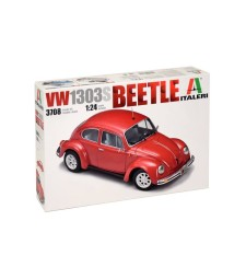 1:24 VOLKSWAGEN VW BEETLE COUPE