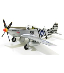 1:48 P-51K 6 Air Commando Squadron 1ACG India 1945