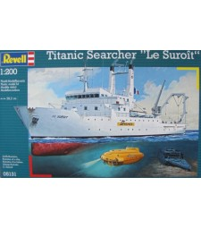 1: 200 Le Suroît - Titanic Searcher