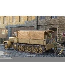 1:35 German Sd.Kfz.7 Mittlere Zugkraftwagen 8t Late Version