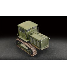 1:72 Russian ChTZ S-65 Tractor with Cab