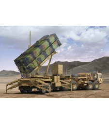 1:35 M983 HEMTT & M901 Launching Station of MIM-104F Patriot SAM System (PAC-3)