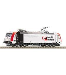 "Electric locomotive BR 185.5 ""Kombiverkehr"" of the Locomotion, epoch V"