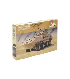 1:35 LAV-25 - GULF WAR 25th ANNIVERSARY