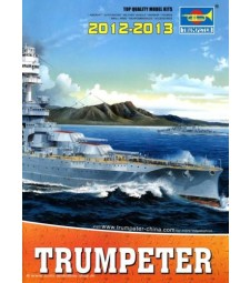 Catalogue TRUMPETER 2012