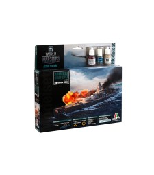1:700 MODEL SET: ADMIRAL GRAF SPEE - World of Warships