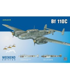 1:72 Bf 110C