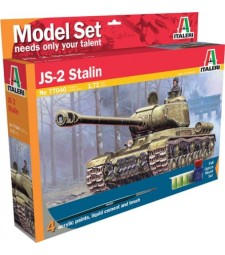 1:72 JS-2 STALIN  – Model Set