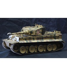 1:16 WWII German Pzkpfw VI Tiger I,Kurland ,Eastern Front ,1944 (Finished model)