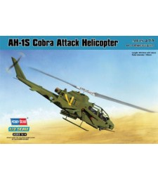 1:72 Bell AH-1A Cobra Attack helicopter