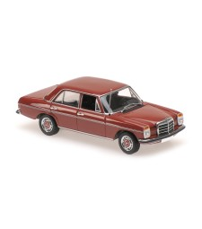 MERCEDES-BENZ 200D (W114/115) - 1968 - RED - MAXICHAMPS