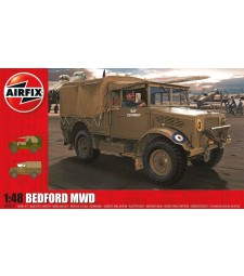 1:48 Bedford MWD Light Truck