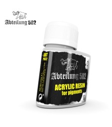 ABTP032 Acrylic Resin for Pigments 75 ml - Abteilung 502
