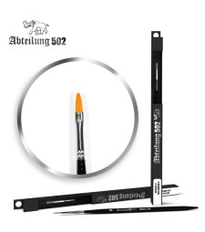 ABT835-8 Flat Brush 8