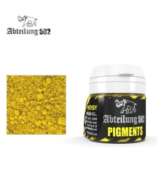 ABTF617 SULFUR YELLOW 20 ml - Abteilung 502 Pigment Colors