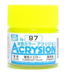 N-097 Acrysion (10 ml) Fluorescent Yellow