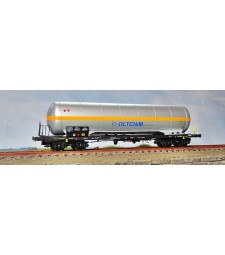 Tank Car Nr. 84 53 7919 233-7, GFR, epoch V