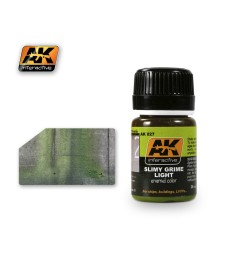 AK-027 SLIMY GRIME LIGHT  - Weathering Products (35 ml)