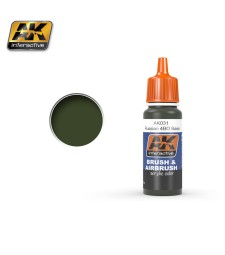 AK-031 RUSSIAN 4B0 BASE - Blue Label Acrylic Paints (17 ml)
