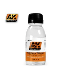 AK-050 ODORLESS TURPENTINE (100 ml)  - Auxiliary Products