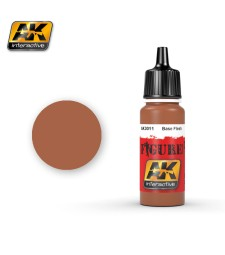 AK-3011 BASE FLESH - Figure Series Acrylic Paints (17 ml)
