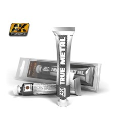 AK-454 TRUE METAL COPPER  (20 ml) - True Metal Waxes