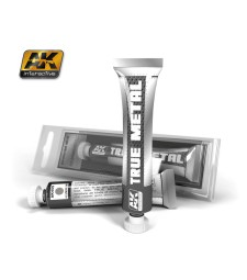 AK-455 TRUE METAL ALUMINIUM  (20 ml) - True Metal Waxes