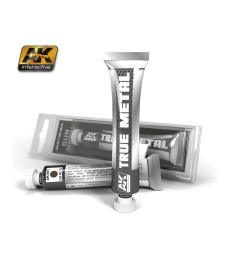 AK-461 TRUE METAL GUN METAL  (20 ml) - True Metal Waxes